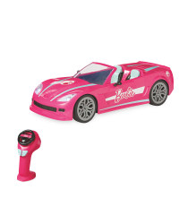 Barbie Remote Control Dream Car