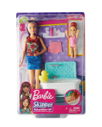 Barbie Skipper Babysitters Club Bath