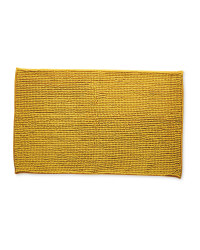Chenille Bobble Bath Mat - Yellow