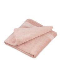 Kirkton House Bath Sheet - Blush Pink