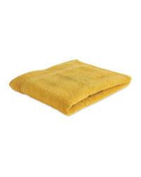 Kirkton House Bath Towel - Mustard