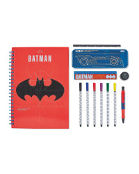 Batman Stationery Set