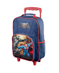 Batman vs Superman Wheeled Bag