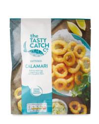 Battered Calamari