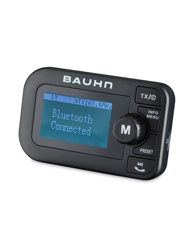 Alvorlig Bauhn DAB & FM Transmitter - ALDI UK QU-21