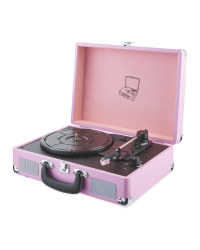 Reka Retro USB Record Player - Lilac