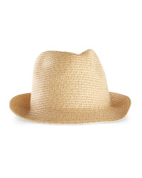 Avenue Ladies' Beach Hat - Light Beige