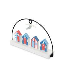 Beach Hut Ornament