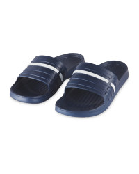 Beach Mules - Navy
