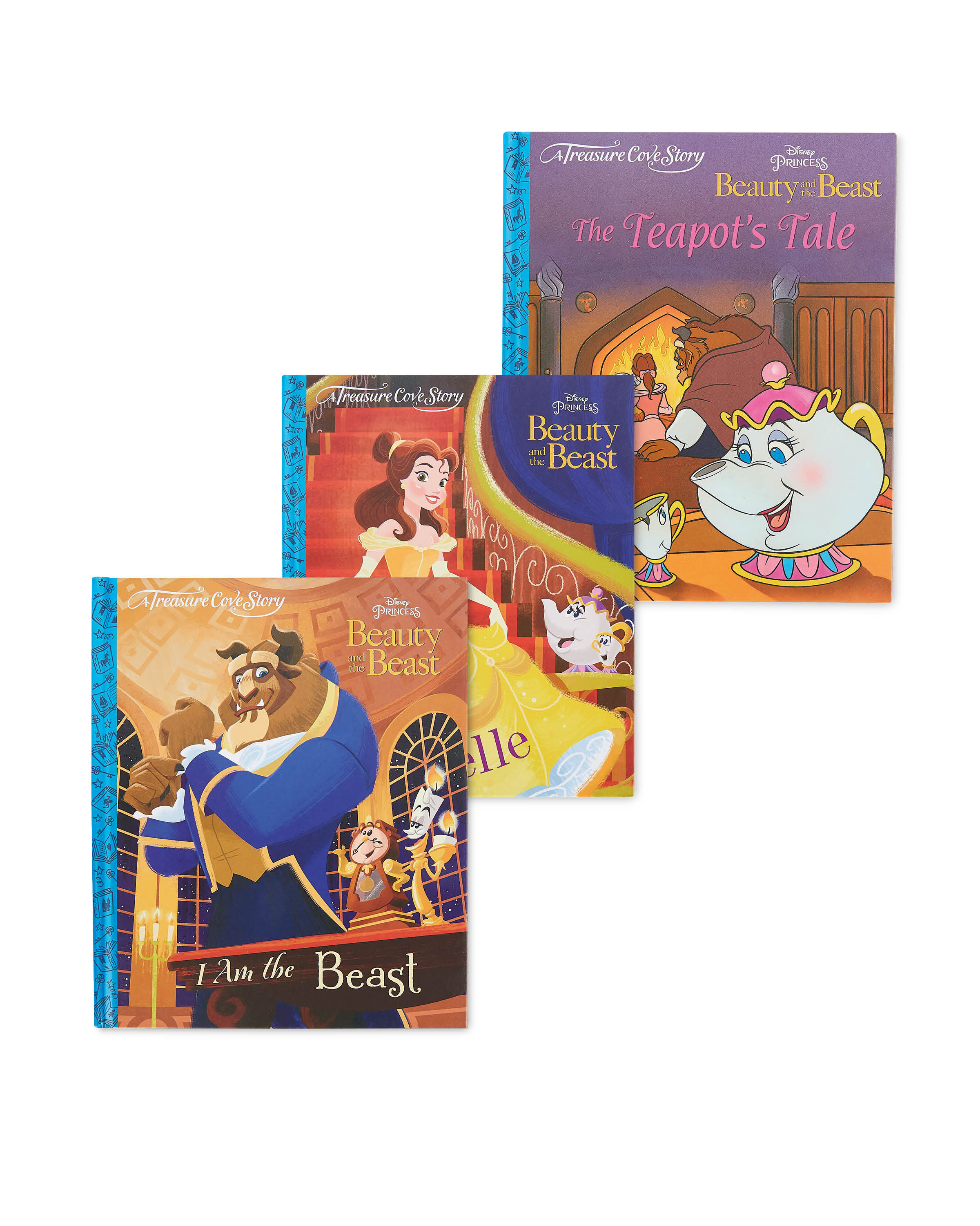 Beauty & The Beast Story Books