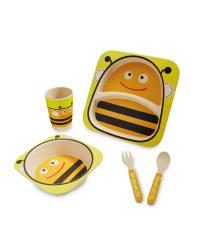 Bee Bamboo Dinner Set