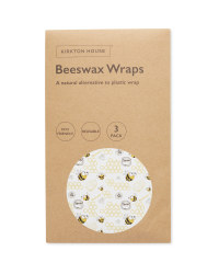 Bee Beeswax Food Wraps
