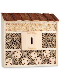 Bee and Insect House with Flat Roof