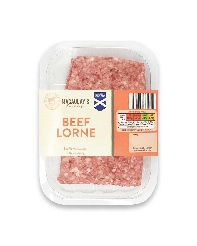 Beef Lorne
