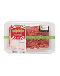Beef Mince - 15% Fat