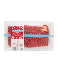 Beef Mince - 5% Fat