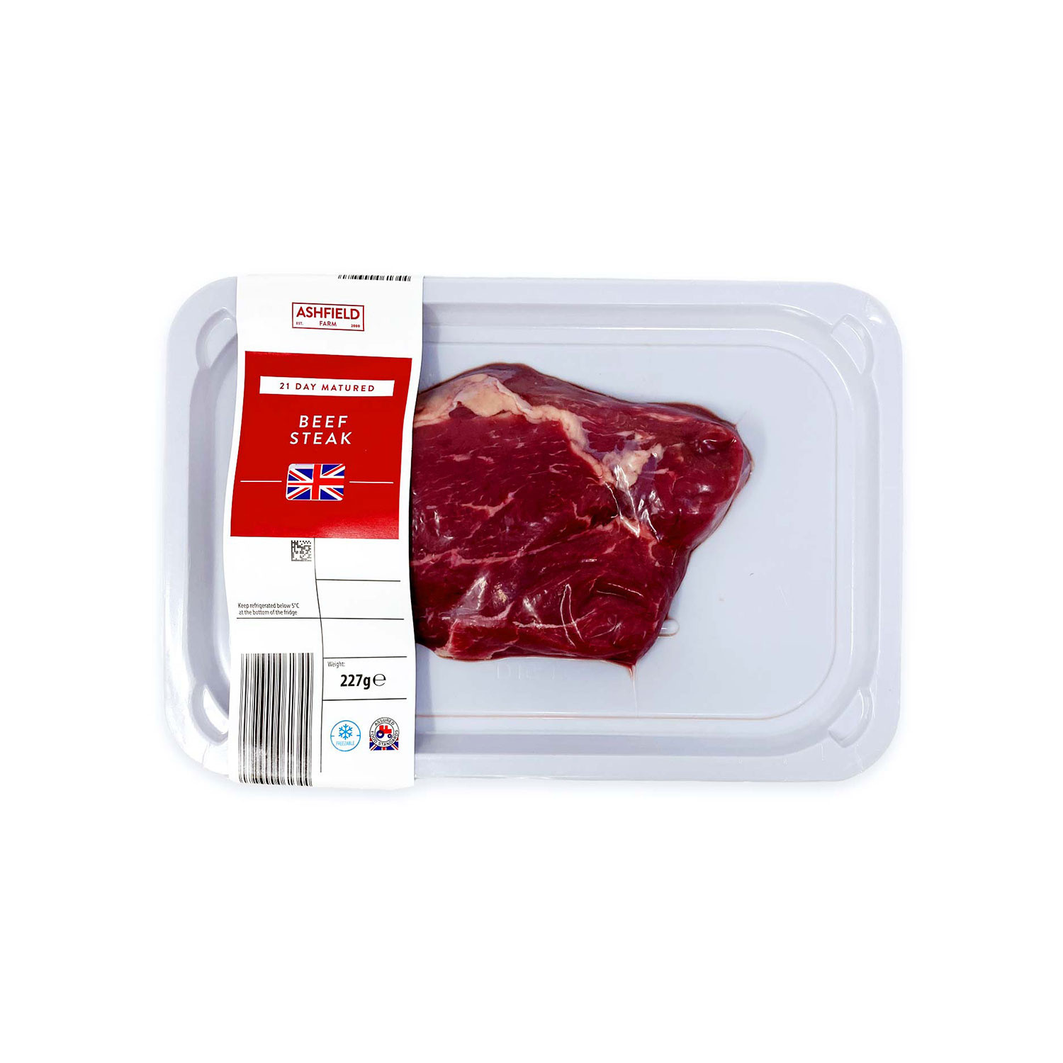 Beef Steak 21 Days Matured