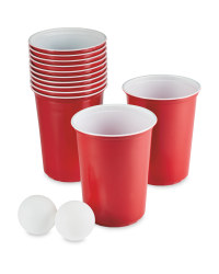 Beer Pong XXL Drinking Game