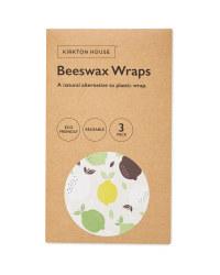 Beeswax Reusable Lemon Wraps