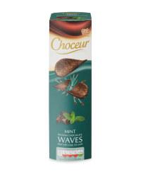 Belgian Chocolate Mint Waves