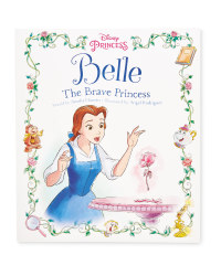 Belle The Brave Princess Book