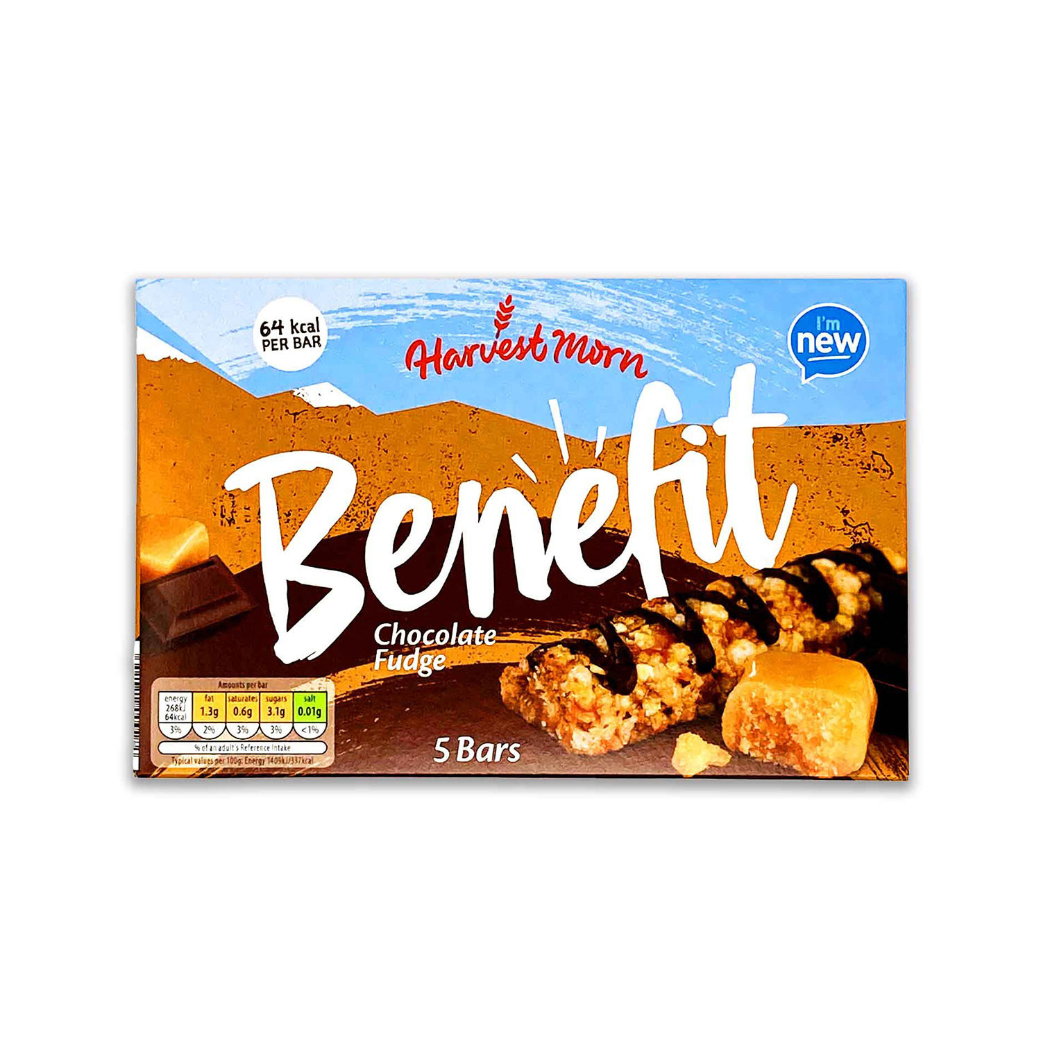 Benefit Chocolate Fudge Cereal Bar