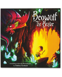 Beowulf the Brave Book