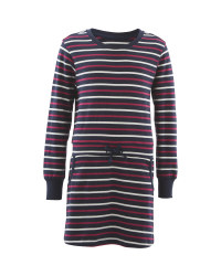 Lily & Dan Stripe Sweater Dress