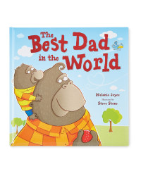Best Dad in the World Book