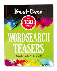 Best Ever Wordsearch Puzzles
