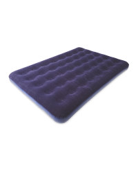 Bestway Blue Double Air Bed