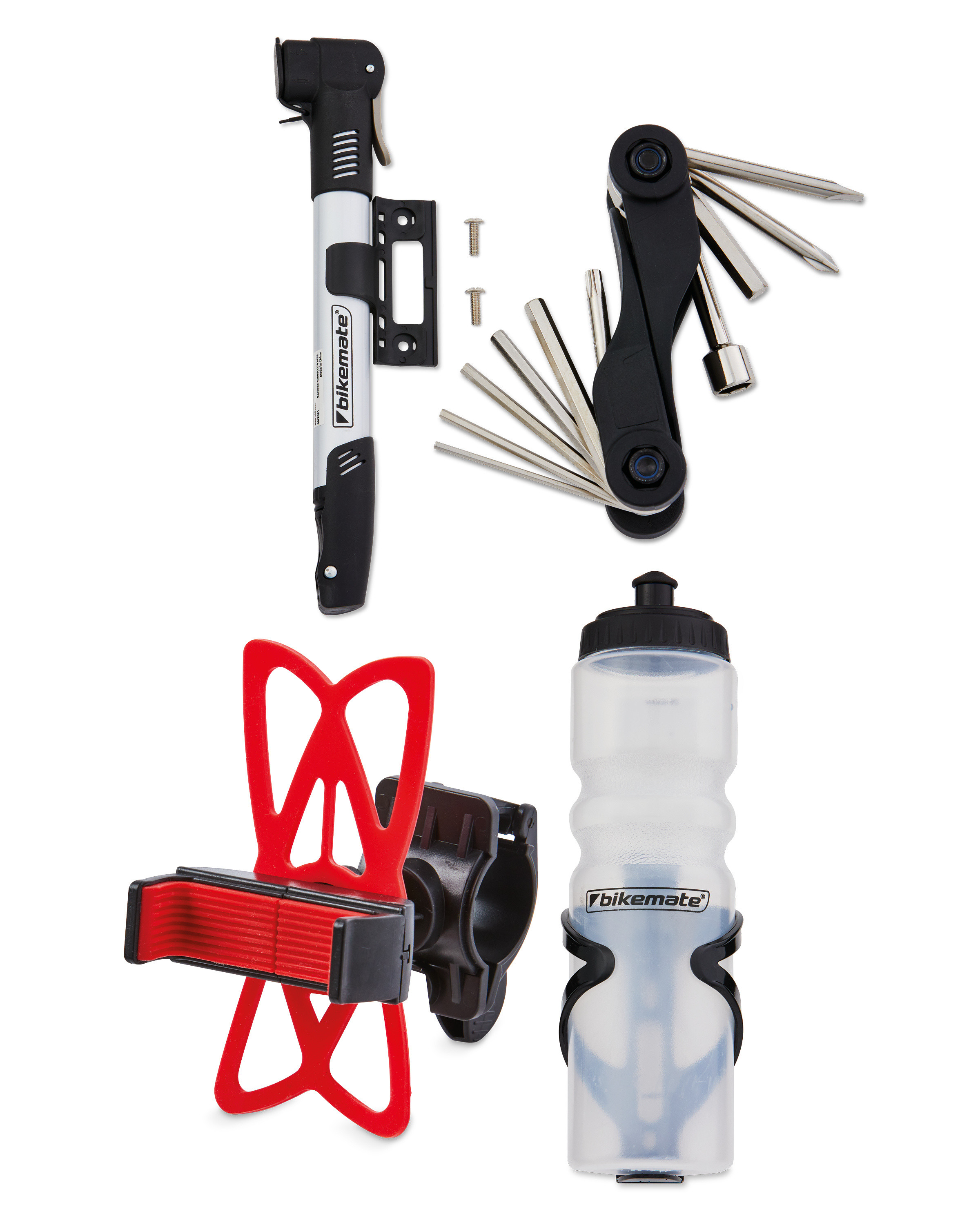 Bicycle Accessories Set