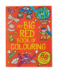 Big Red Book of Colouring