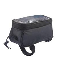 Bike Frame Bag & Smartphone Holder