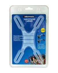 Bike Grip Phone Holder - Transparent