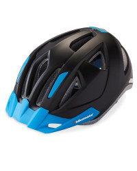 Bikemate Adult's Bike Helmet - Black/Blue