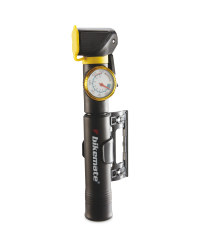Bikemate Bike Mini Pump - Yellow