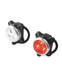 Bikemate Premium Bike Light Set
