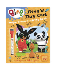 Bing's Day Out Activity Book