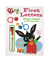 Bing's First Letters