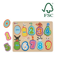 Bing Number Puzzle