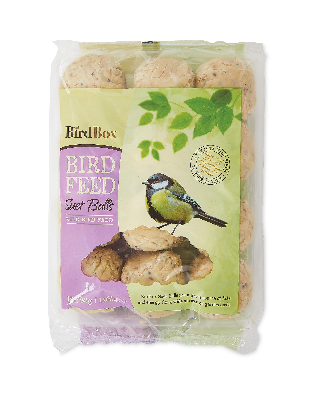Bird Box Suet Balls
