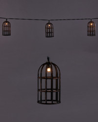 Bird Cage String Lights