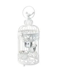 Birdcage Tealight Lantern