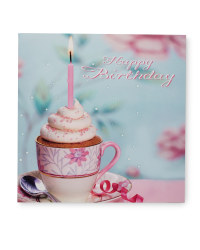 2 Pack Birthday Card - Cake
