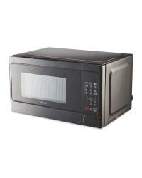 Ambiano Black Digital Microwave