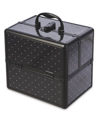Avenue Polka Dot Vanity Case