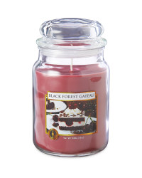Black Forest Gateaux Candle