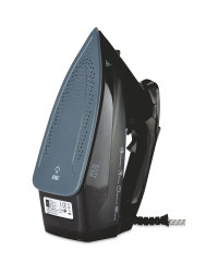 Black LCD Display Steam Iron