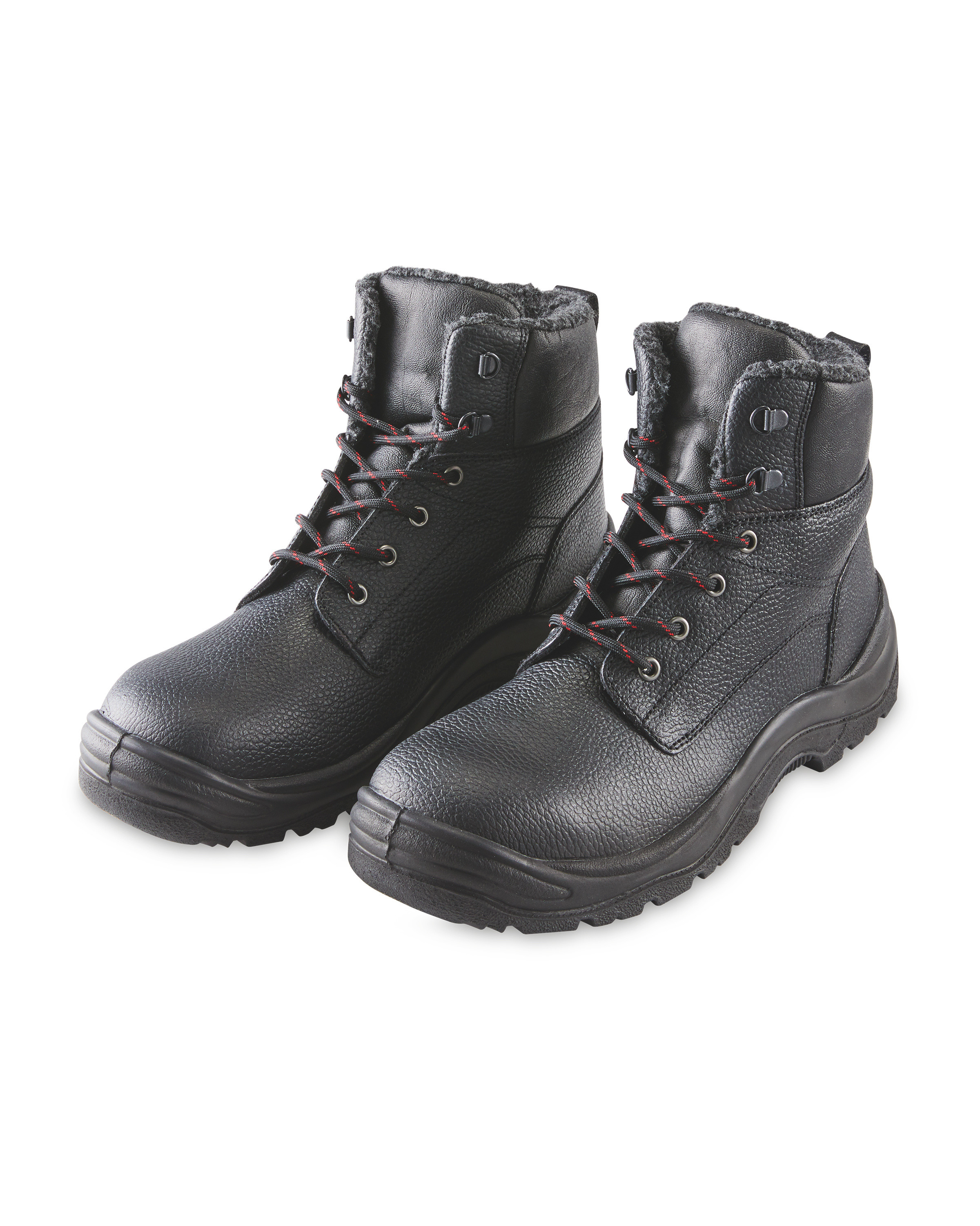 a954aa68fd00 Workwear Pro Leather Safety Boots - ALDI UK